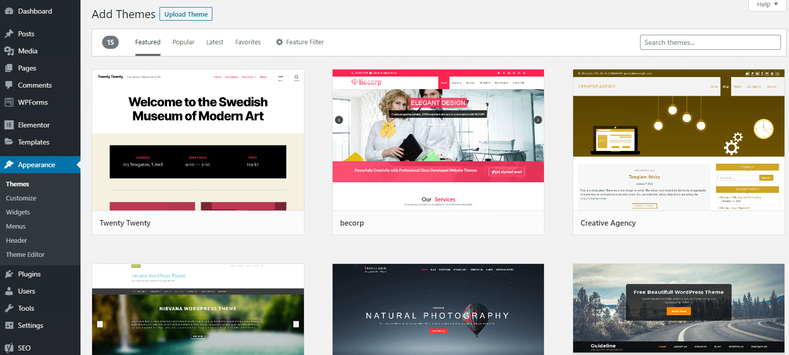20 best WordPress themes for 2020